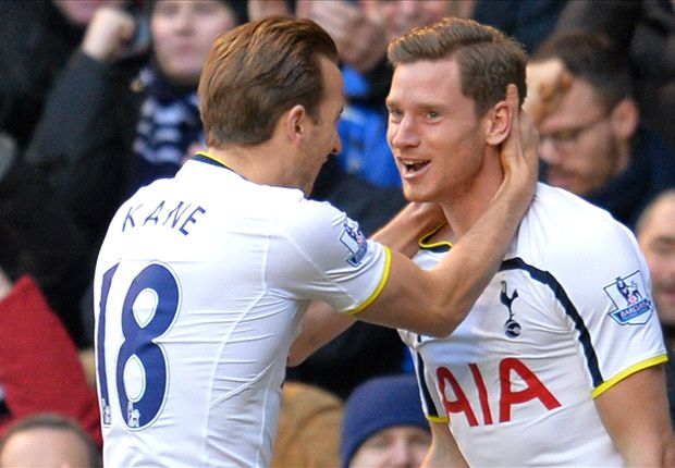 Tottenham 2-1 Sunderland: Eriksen to the rescue as Spurs leave it late