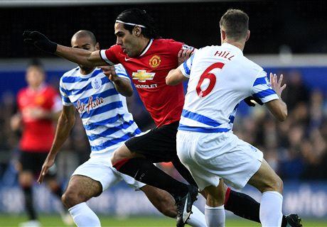 Player Ratings: QPR 0-2 Man Utd