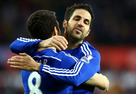 Fabregas: This is just the start!