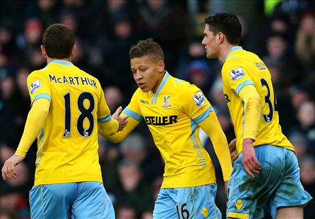 Match Report: Burnley 2-3 Palace