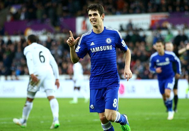 Swansea City 0-5 Chelsea: Oscar & Diego Costa inspire ruthless Blues