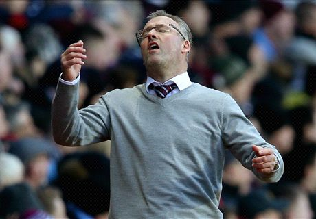Villa: Lambert will not be sacked
