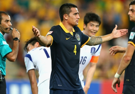 Cahill upbeat despite defeat to Korea