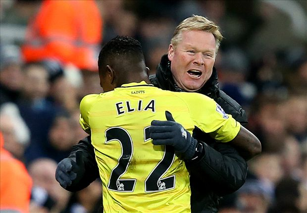 Newcastle 1-2 Southampton: Elia double keeps Saints marching on