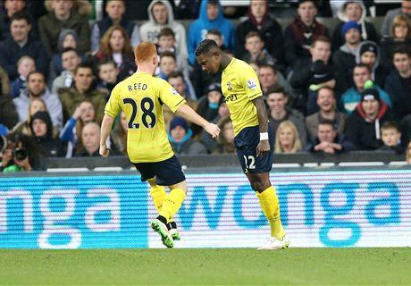Ratings: Newcastle 1-2 Southampton