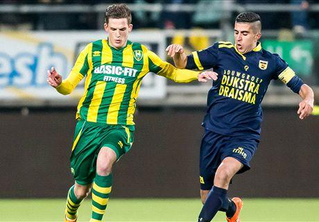 AZ Alkmaar Benamkan Dordrecht