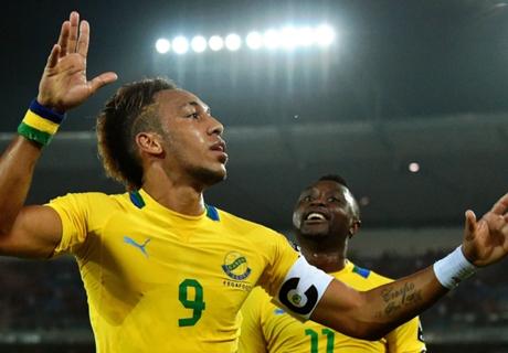 Afrika Cup: Gabun vor dem Aus