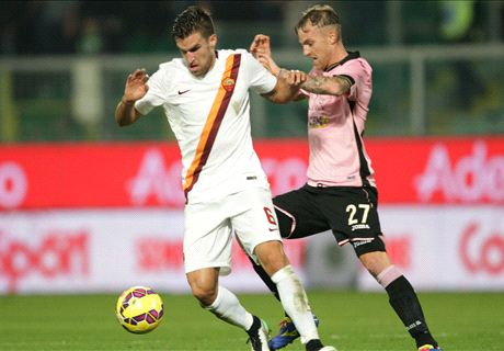 Strootman expects brief injury absence