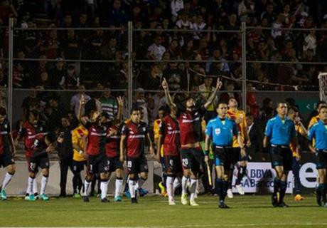 Liga Mx: Atlas 2-1 Morelia