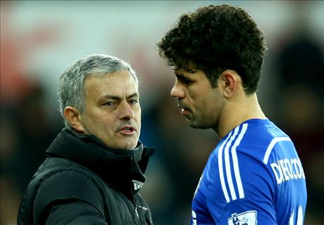 How Mou stopped Costa joining Liverpool