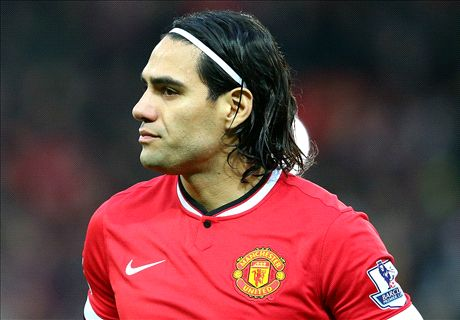 Falcao agent in dig at Van Gaal