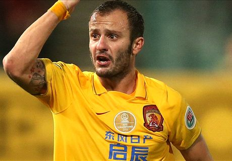 Official: Gilardino seals Fiorentina loan