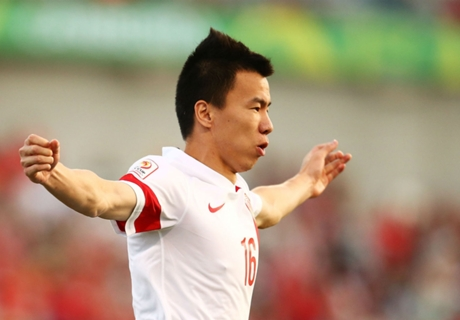 Report: China 2-1 North Korea