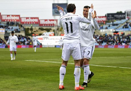 LIVE: Córdoba - Real Madrid