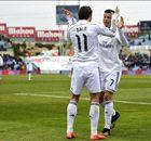 Apuestas: Madrid gana y no encaja