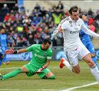 Player Ratings: Getafe 0-3 Real Madrid