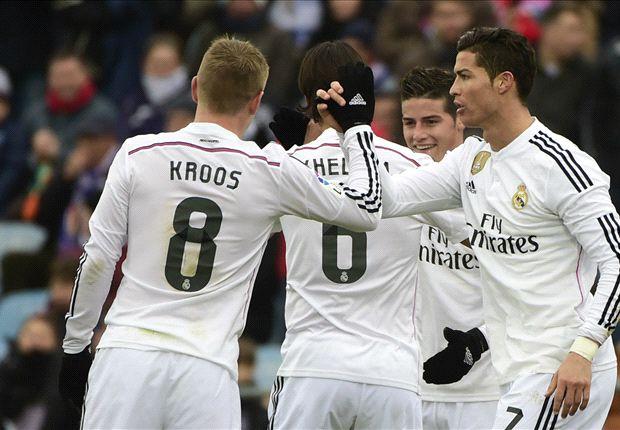 Getafe 0-3 Real Madrid : le Real Madrid étrille Getafe
