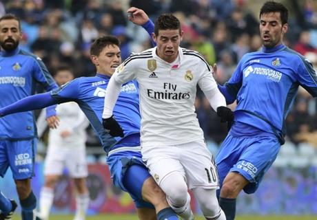 Player Ratings: Getafe 0-3 Real Madrid