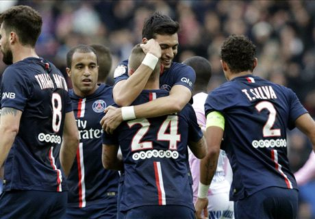 Player Ratings: PSG 4-2 Evian