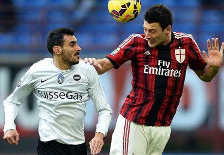 Match Report: AC Milan 0-1 Atalanta