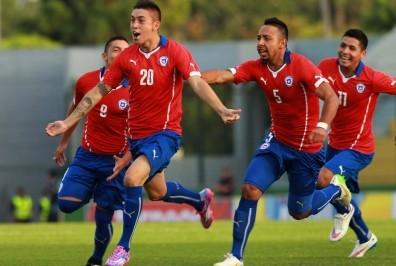 LIVE: Chile vs United States
