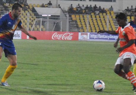 Top & Flop: Sporting Goa 1-1 East Bengal