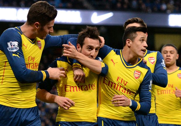 Manchester City 0-2 Arsenal: Wenger masterclass produces shock win