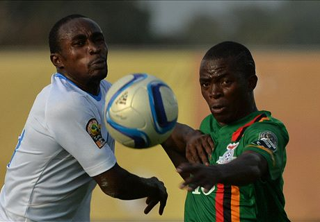 Laporan: Zambia 1-1 RD Kongo