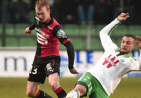 Rennes 0-0 St Etienne