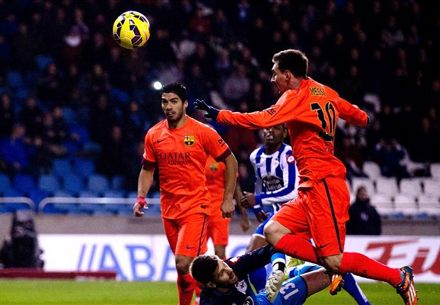Deportivo 0-4 Barcelona: Messi bags sublime hat-trick as Blaugrana cruise