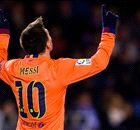 Lionel Messi's 30 Barcelona hat-tricks