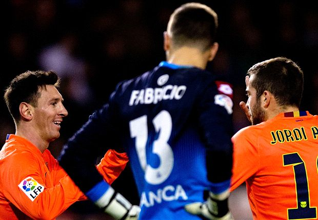 La Corogne 0-4 Barcelone : Messi et le Barça retrouvent leur superbe