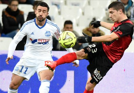 Marseille-Guingamp, les notes