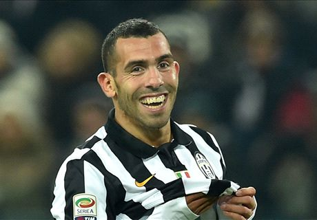 Tevez and Juve show Roma how to do it
