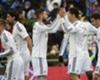 Sergio Ramos, Luka Modric y James Rodríguez, con el Clásico en la mira