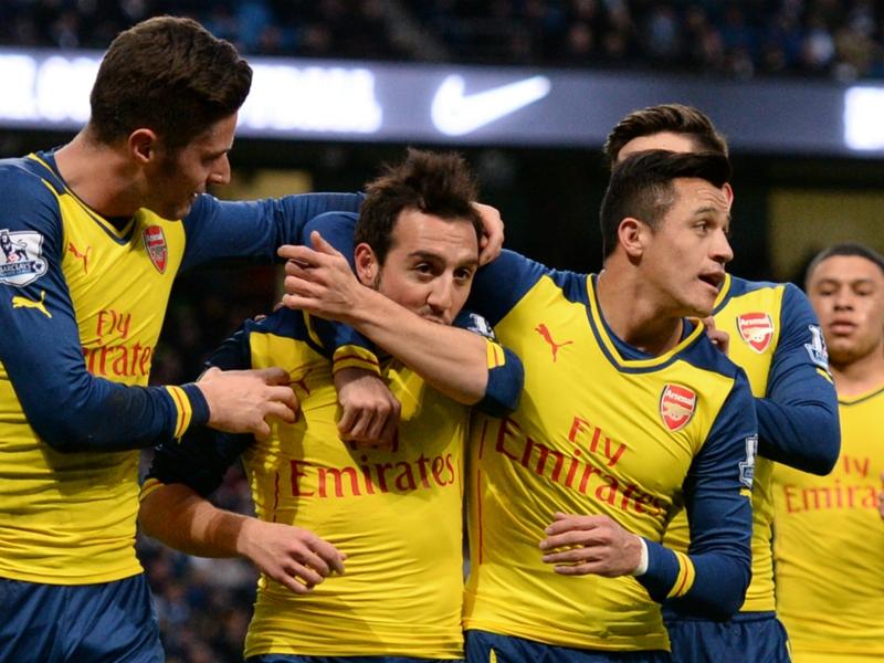 Susunan Pemain: Brighton & Hove Albion - Arsenal