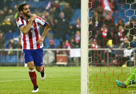 Sin jugar bien, ganó el Atlético del Cholo Simeone