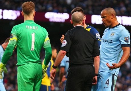 Ref Review: Kompany penalty harsh