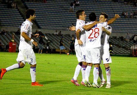 Nacional ganó dos clásicos en seis días
