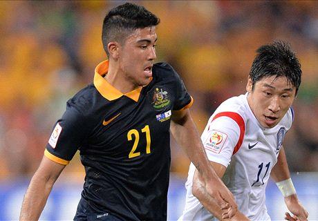 Preview: China - Australia
