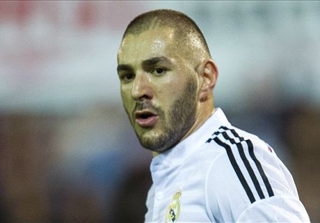 Benzema blow for Madrid