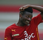 Gyan returns against Algeria