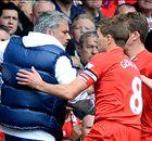 Mourinho exige le respect pour Steven Gerrard