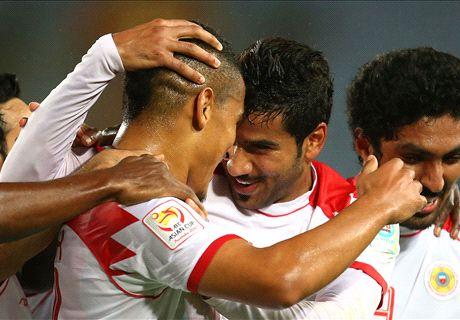 Laporan Pertandingan: Qatar 1-2 Bahrain