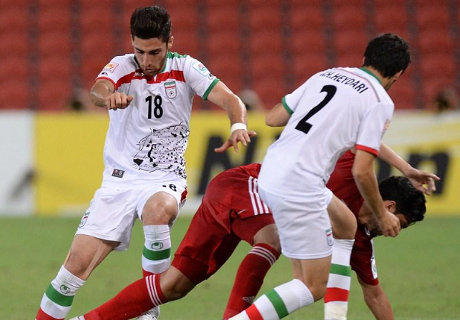 Report: Iran 1-0 UAE