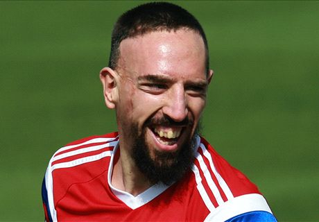 Ballon d'Or is Messi & CR7's party - Ribery