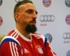 Ribery injury blow for Bayern Munich