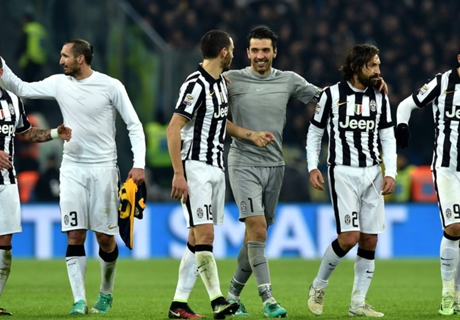 EdT: Juve-Duo schockt Konkurrenz