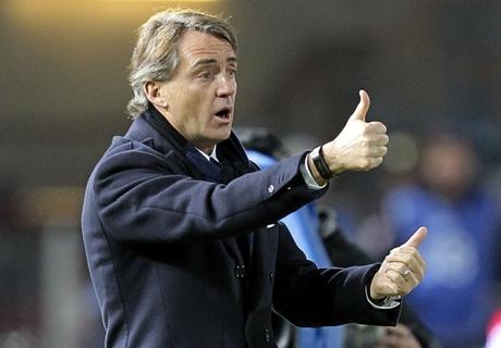 Serie A: Roma gelassen, Mancini brennt