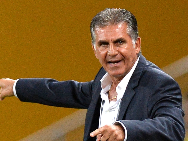 Queiroz finalises Iran squad ahead of World Cup campaign